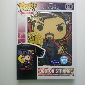 Funko Pop Tees DOCTOR STRANGE UNISEX T-Shirt